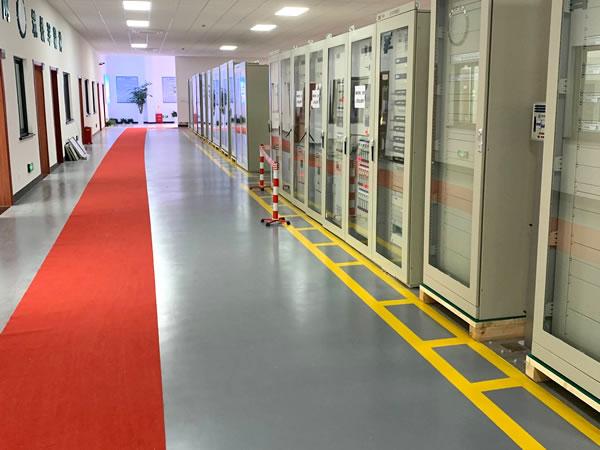 某电力行业-电气控制柜 低压配电柜