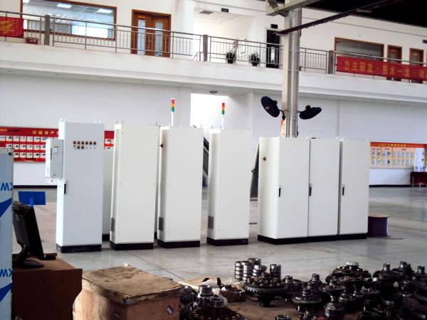 某机械设备厂电气必威下载 电气控制柜